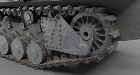 Details of MASSIVE 60cm German Siege Mortar Karl also named Thor