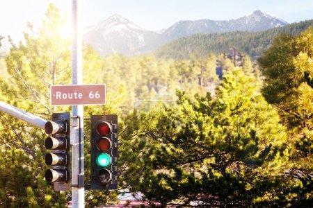 Go to Route 66 Flagstaff Arizona