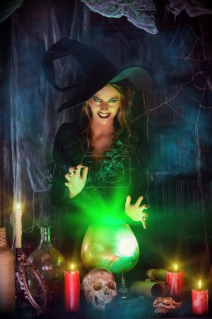 Bewitched by witch