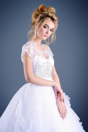 beautiful tender bride