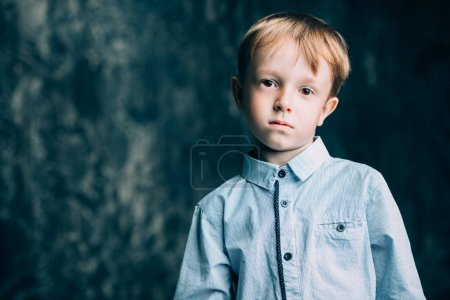 five year old boy