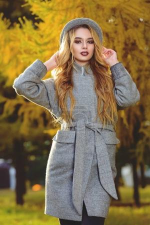 autumn fashion shot