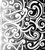 Maori style ornament Good for sleeve tattoo