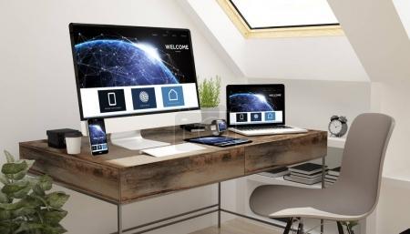 attic study devices website