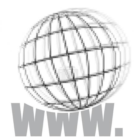 World Wide Web illustration
