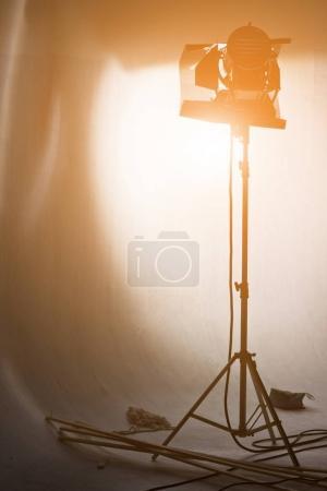 Photo for Detail of Studio lighting equipment - Royalty Free Image