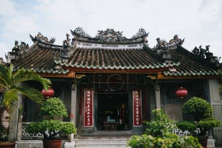 Photo for Architecture of traditional oriental building in Hoi An, Vietnam - Royalty Free Image