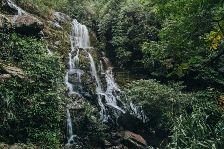 Photo pour Belle cascade de Phong Nha Ke Bang National Park, Viêt Nam - image libre de droit