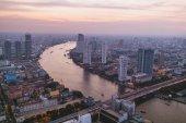 """Постер, картина, фотообои """"Бангкок"""""""