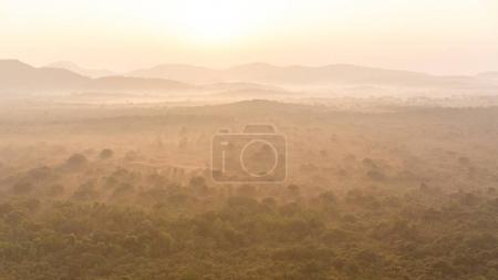 mist over filed