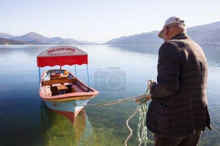 touristic boat