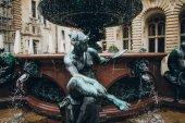 Hygieia fountain