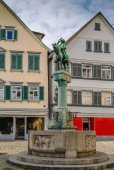 Michel Fountain, Esslingen am Neckar, Germany