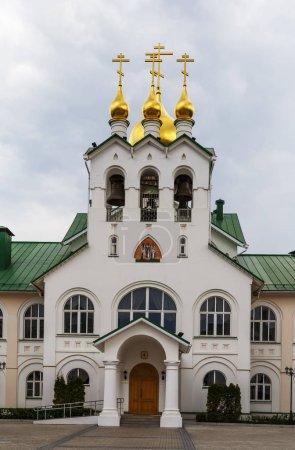 Old Golutvin Monastery, Kolomna, Russia