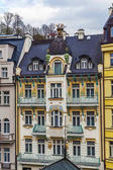 Art Nouveau building, Karlovy vary