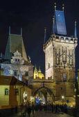Charles bridge tower, Prague