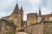 Chateau de Chateauneuf, France