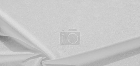 Texture, background, silk fabric, white female sha...