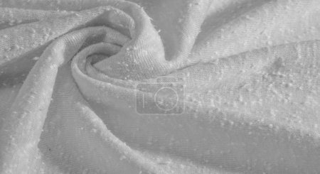Hintergrund, Muster, Textur, Ornament, Jahrgang. weißer Stoff