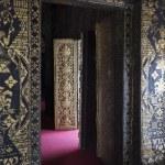 Interiors of Wat Xieng Thong temple, Luang Prabang...