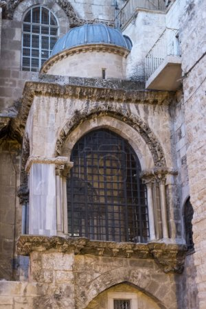 Church of the Holy Sepulchre, Old City, Jerusalem, Israel