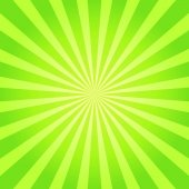 Green sunburst texture Abstract background Vector illustration
