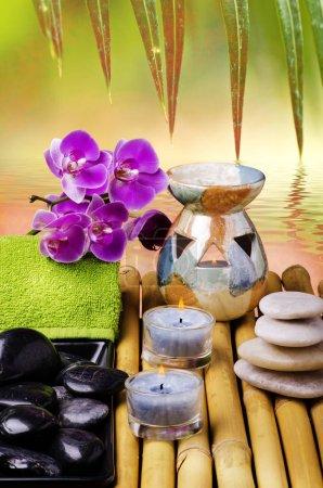 Massage und Aromatherapie im Wellness-Center