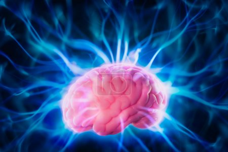 mind power concept