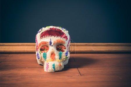 image of sugar skull