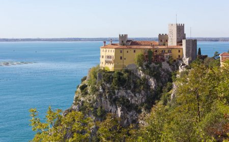Castle of Duino near Trieste