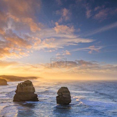 Twelve Apostles Sunrise, Great Ocean Road, Victori...