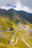Transfagarasan mountain road, Romanian Carpathians