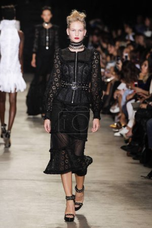 Andrew GN show as part of the Paris Fashion Week