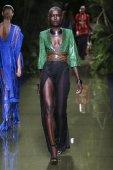 Balmain show as part of the Paris Fashion Week