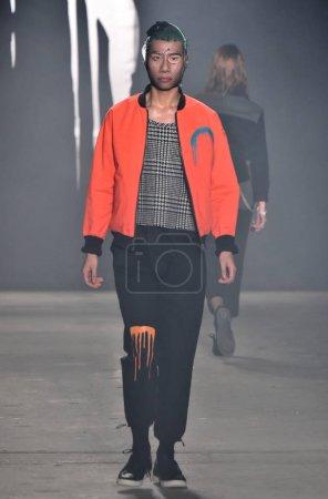 Rochambeau fashion show