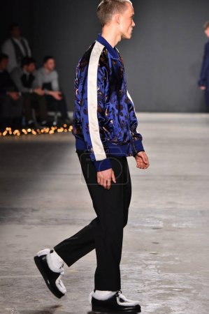 Ovadia and Sons Runway show