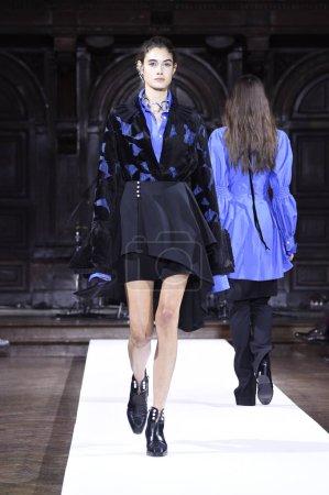Adeam fashion show