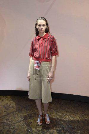 Thakoon show during New York Fashion Week
