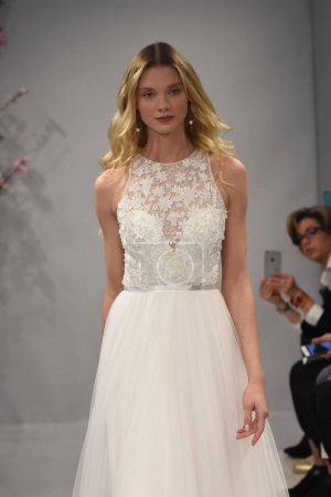 Theia show during New York Fashion Week