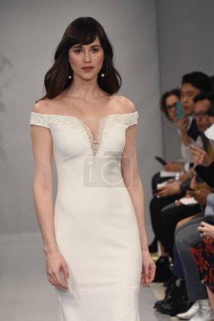 Theia show during New York Fashion Week