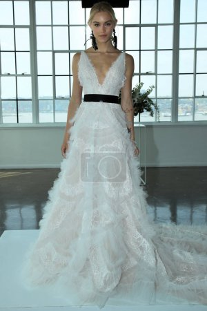 Marchesa Couture Bridal presentation