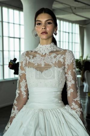 Marchesa Couture Bridal presentation