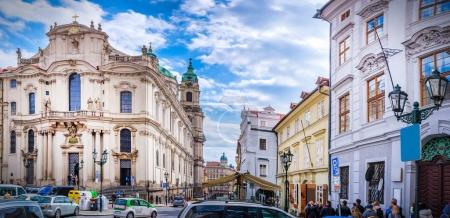 Prague is the capital of the Czech Republic