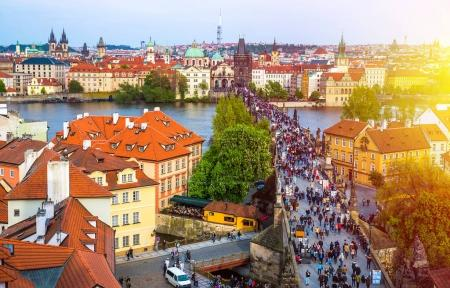 Prague is the capital of the Czech Republic