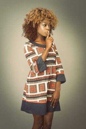 African Caribbean Woman