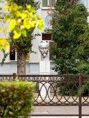Russia, Volgograd - August 28, 2017: FE Dzerzhinsky. Monument, s