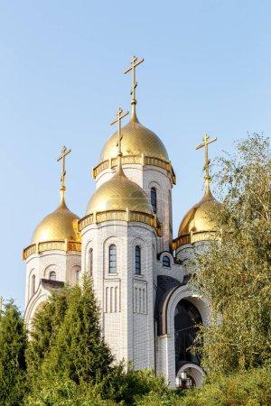 Photo for Church of All Saints on Mamayev Kurgan, Volgograd, Russia - Royalty Free Image