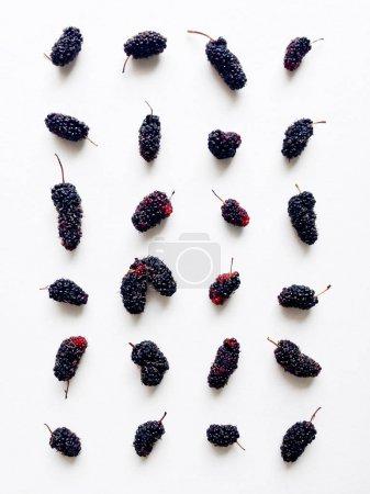 Mulberries pattern