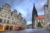 Churchtower Munster, Německo