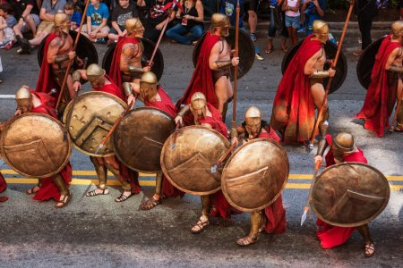 Спартанские Воины Из Фильма 300